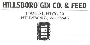 Hillsboro gin